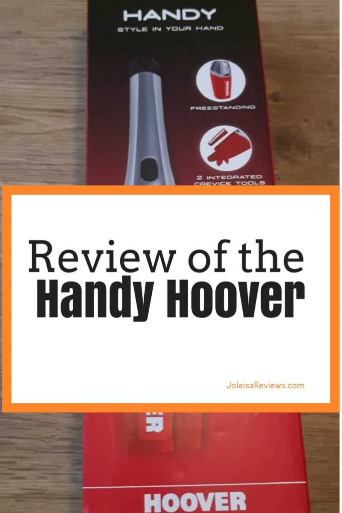 Handy Hoover Product Review So I've got a really useful vacuum for my cleaning needs. It's cordless, so it doesn't hold me back when I am cleaning. The only drawback is that it is not very convenient for the stairs. And as well, it does not clean the crevices of the stairs well. So I went for a cordless ..