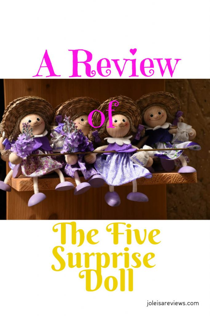 The five surprise doll is fun for little kids. See our review and decide if your little one would like such a toy. This toy is safe to use. See what rating we gave it and also what the negatives were.