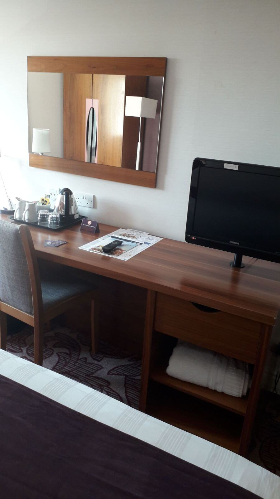 My favourite affordable hotel brand is Premier Inn. You come to know and expect a certain standard of quality. Check out my review of Premier Inn Manchester Old Trafford. I even gave it a rating out of five too.