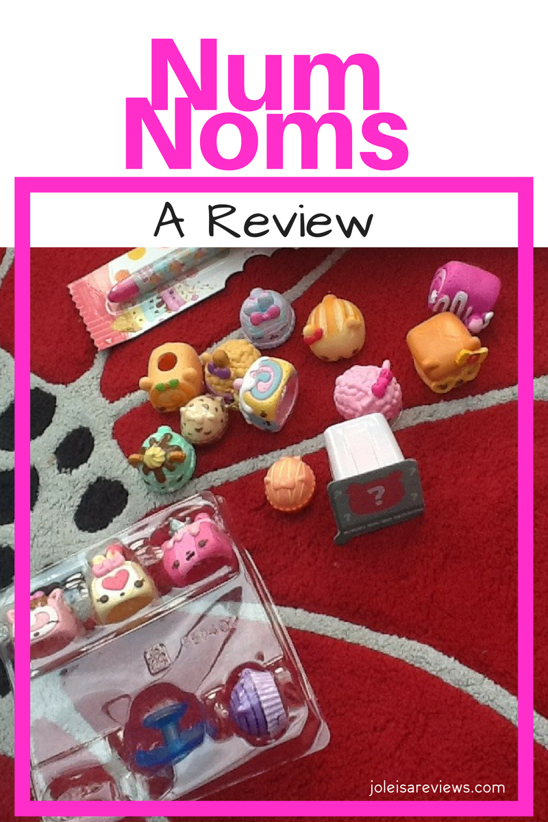 See what we thought when we discovered num noms and did a video review. We also gave it a rating and want to share it with you. Little girls are going crazy and you need to see why.