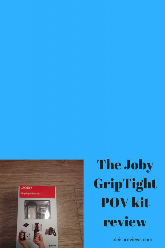 Teenagers are mostly the ones into technology these days. They almost seem to be born programmed to the computer age. So when we got a Joby griptight POV kit to review, we weren't short of takers. It is a useful phone product which can be used as a selfie stick or with a gopro device. See the rating we gave it.