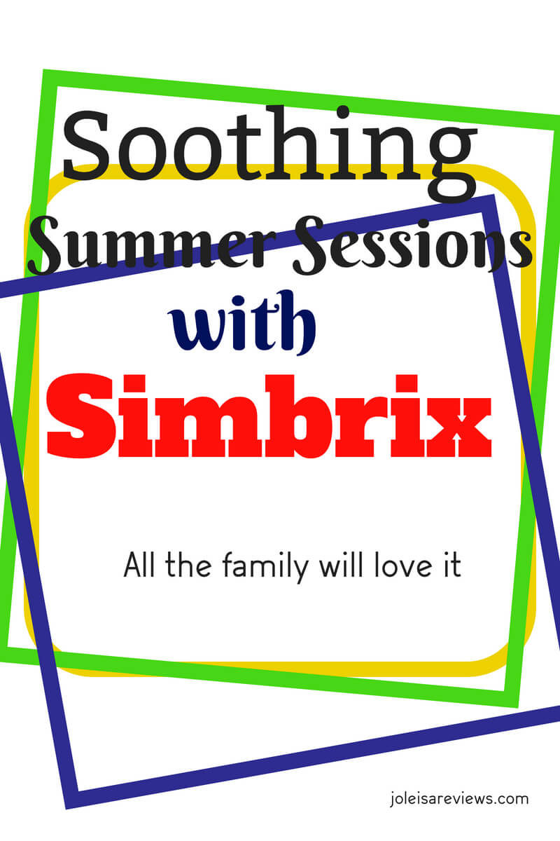 If you haven't played with Simbrix yet, you will want to. I recently discovered it and found using them totally relaxing and therapeutic. You will add it to your Christmas wish list!