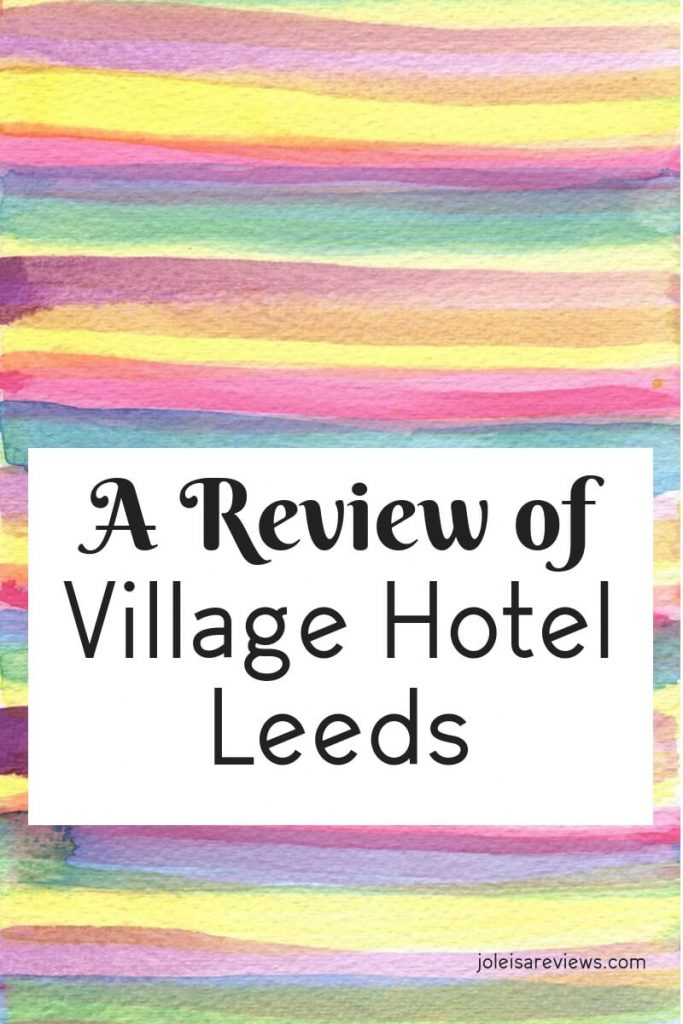 We recently went to Leeds for filming and we stayed at the lovely Village hotel. See what we think about it and how it compares to Premier Inn where we usually stay
