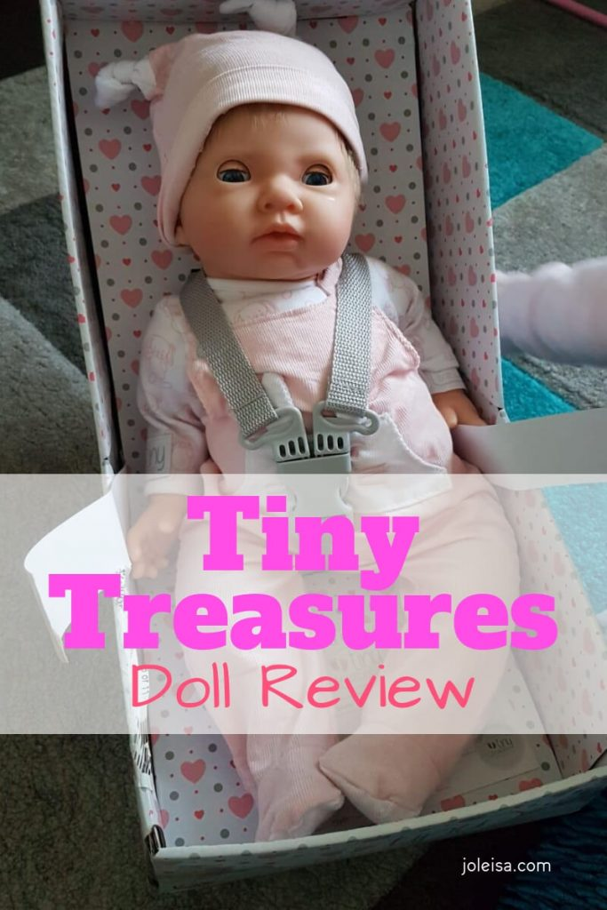 A tiny treasures doll is such a great idea for a child. It has real life-like features which make the toy so adorable. Feed & dress her and put her to sleep