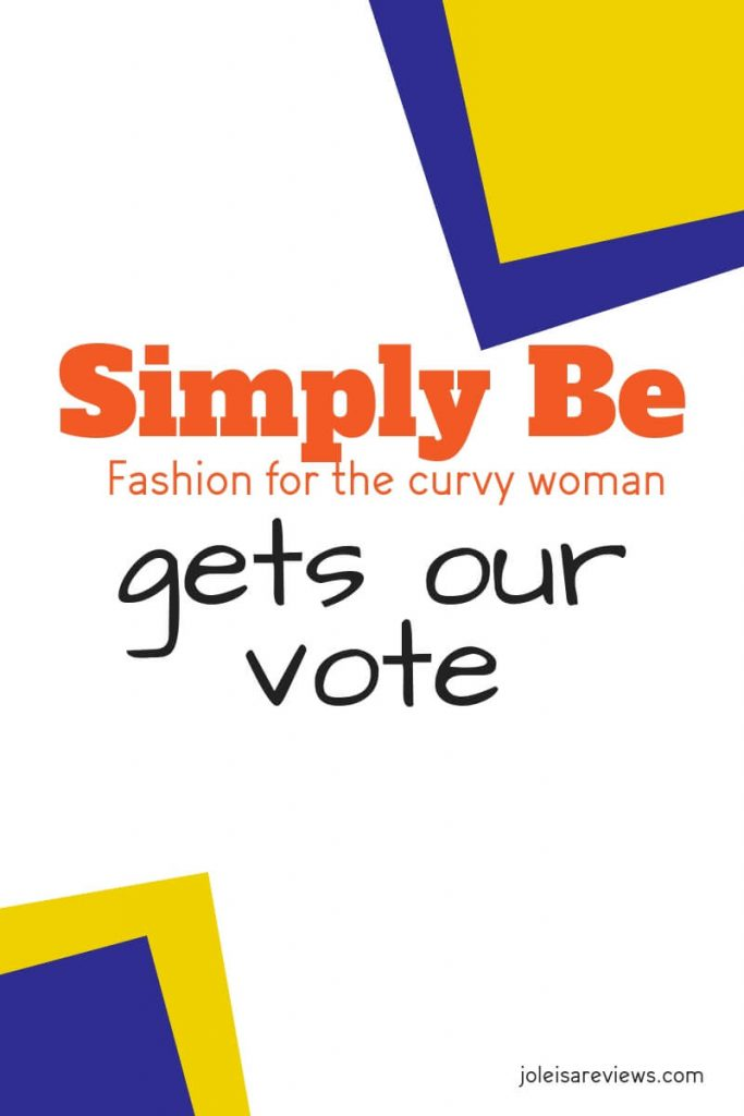Today we rate Simply Be, who supply fashionable clothes for the curvy woman. See the outfits we tried and how much we rated the clothes and the experience.